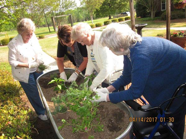 Photos Of Magnolia Estates Retirement Home Activities