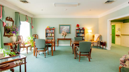 About our assisted living retirement community in Athens, Ga.