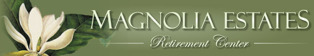 Retirement community photo gallery logo.